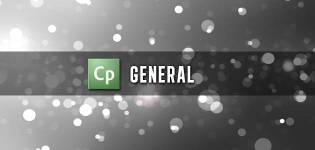 General Adobe Captivate information