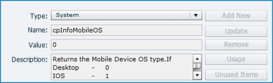 Find the users mobile OS using the new system variable in Adobe Captivate 8