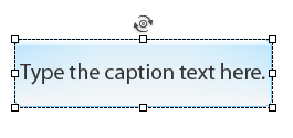 Rotating Text Caption in Adobe Captivate 5.5