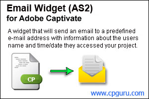 Email Widget for Adobe Captivate 4