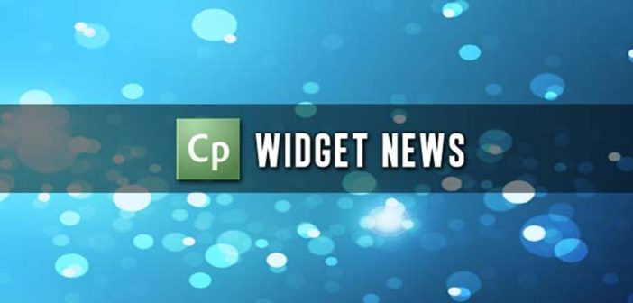 Adobe Captivate 2017 (10) widget information